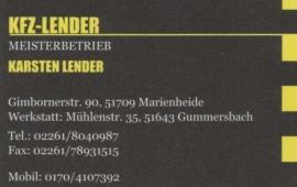 KFZ-Lender