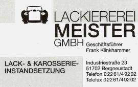 Lackiererei Meister GmbH